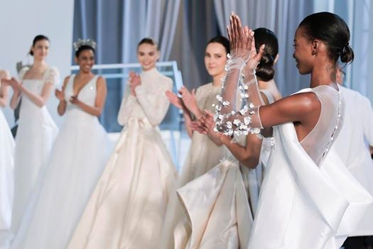 Peter Langner presenta la collezione sposa 2018